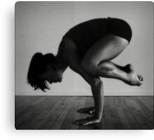 Yoga 16 Canvas Print