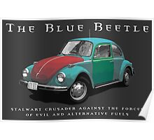 The Blue Beetle Poster