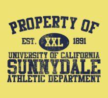 UC Sunnydale Athletic Department Kids Tee