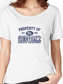 UC Sunnydale Athletic Department Women's Relaxed Fit T-Shirt
