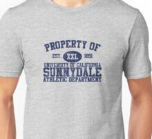 UC Sunnydale Athletic Department Unisex T-Shirt