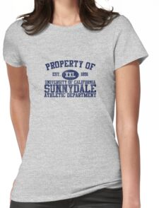 UC Sunnydale Athletic Department Womens Fitted T-Shirt