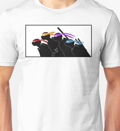 TMNT - The Team Unisex T-Shirt