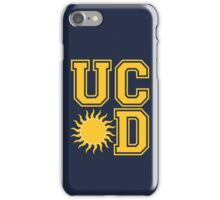 UC Sunnydale iPhone Case/Skin