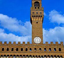 Palazzo Vecchio I by Denis Molodkin