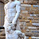 Bandinelli's HERCULES and CACUS by Denis Molodkin