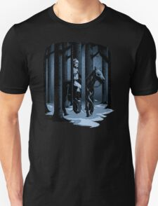The Walker in the Woods T-Shirt