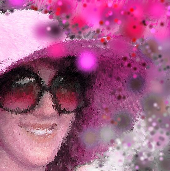 In the Pink by Untamedart