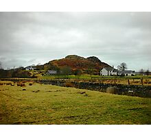 Dunadd, Kilmartin Glen, Argyle, Scotland Photographic Print