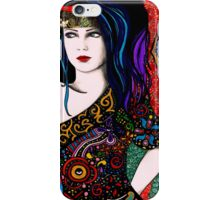 Slightly Psychedelia iPhone Case/Skin