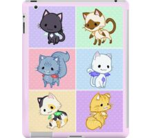 Cute Kittens with Wings! iPad Case/Skin