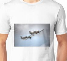 BBMF Spitfire and Hurricane Unisex T-Shirt