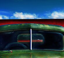 Old Chevy Truck by Mark Malinowski
