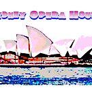 Sydney Opera House by okmondo
