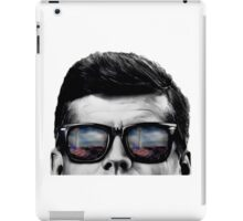 JFK Pop-Art  iPad Case/Skin