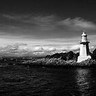 Table Head Lighthouse, Tasmania by Elana Bailey
