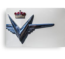 Chrysler Crown Canvas Print