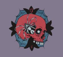 Attack of the Spider Skull by mdcindustries