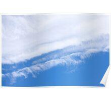 Winter Sky Poster