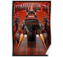 Tommy Gun '31 Poster