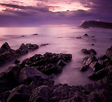 Purple Dawn by Paul Moore