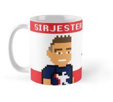 8Bit sirjester Mug - Red Mug