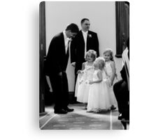 Bunch of Angels Canvas Print