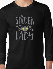 Spider Lady Long Sleeve T-Shirt