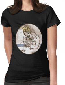 Proffatoo Womens Fitted T-Shirt
