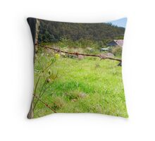 Cottage Throw Pillow