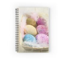 Easter eggs Spiral Notebook