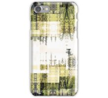 Tape Echo Forest iPhone Case/Skin