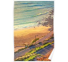 ericeira. surfers paradise Poster