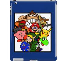 Super Smash Bros 64 iPad Case/Skin