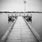Pinhole jetty by pennyswork