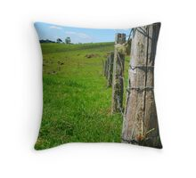Paddock Throw Pillow