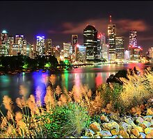 Brisbane City Beauty by Shannon Rogers
