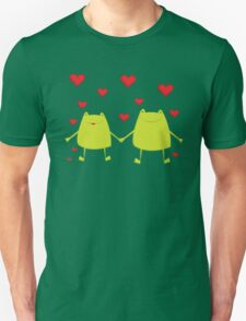 Frogs lovers Unisex T-Shirt