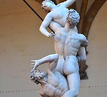 "Giambologna's ""Rape of the Sabine Women"" by Denis Molodkin"