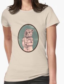 Quokcop Womens Fitted T-Shirt