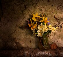 Spring Flowers by Kathy Wright