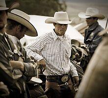 Helmville Rodeo Montana 2009 -  #105 by Terry J Cyr