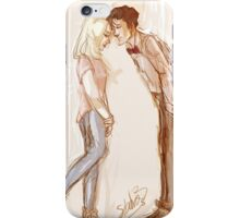 eleven and rose forever iPhone Case/Skin