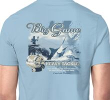 heavy tackle Unisex T-Shirt