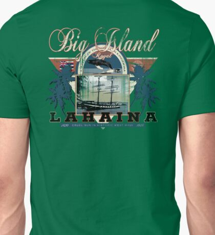 lahaina hawaii Unisex T-Shirt