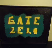 gate zero  by Martin Li