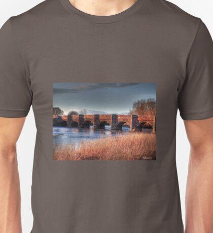 Oldest Bridge In Dorset Unisex T-Shirt
