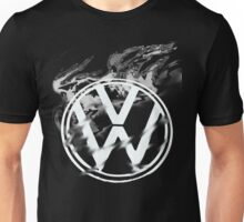 VW on fire Unisex T-Shirt