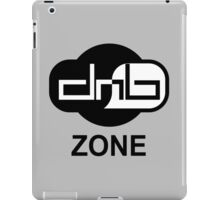 Drum and bass zone iPad Case/Skin
