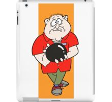 Gone Bowling iPad Case/Skin